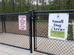 Dog Park Re-Opening 2019